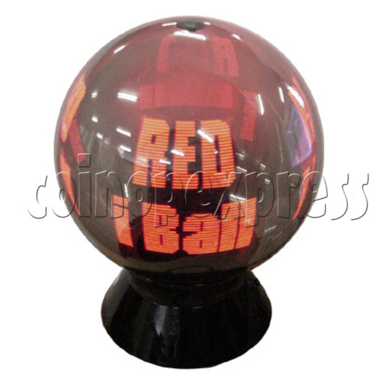 """Advertising LED Ball (iBall - 36"""" Red Color) 7140"""