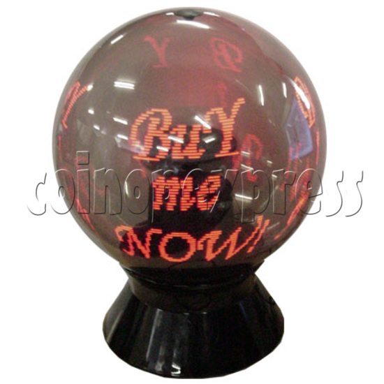 """Advertising LED Ball (iBall - 36"""" Red Color) 7141"""