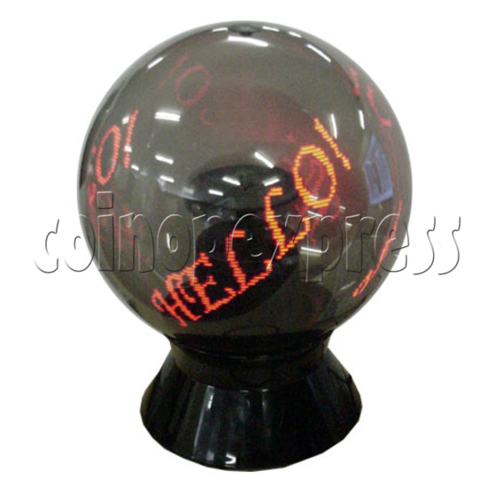 """Advertising LED Ball (iBall - 36"""" Red Color) 7142"""