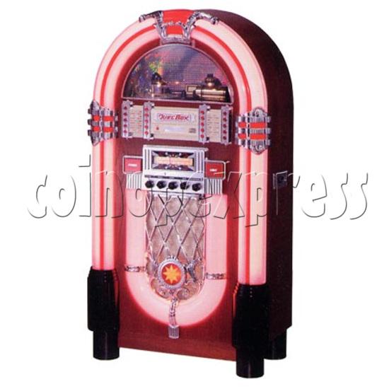 Hollywood Top CD Jukebox - Neon 7323