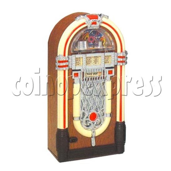 Mini Hollywood Radio Jukebox 7347