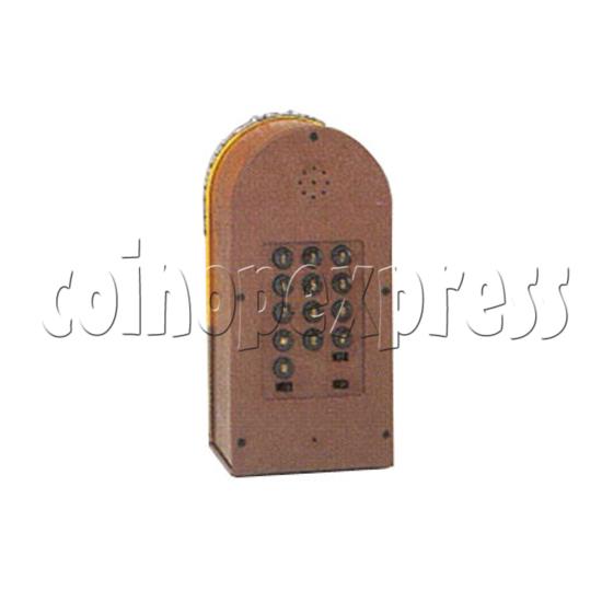 Mini Hollywood Jukebox-styled Telephone 7355