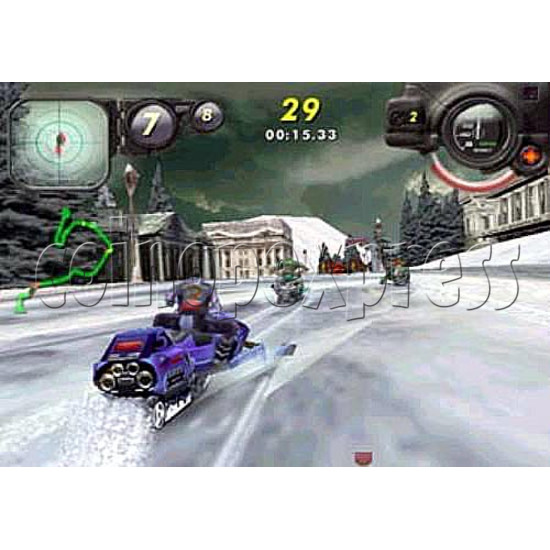 Arctic Thunder SD (Sitdown) 7560