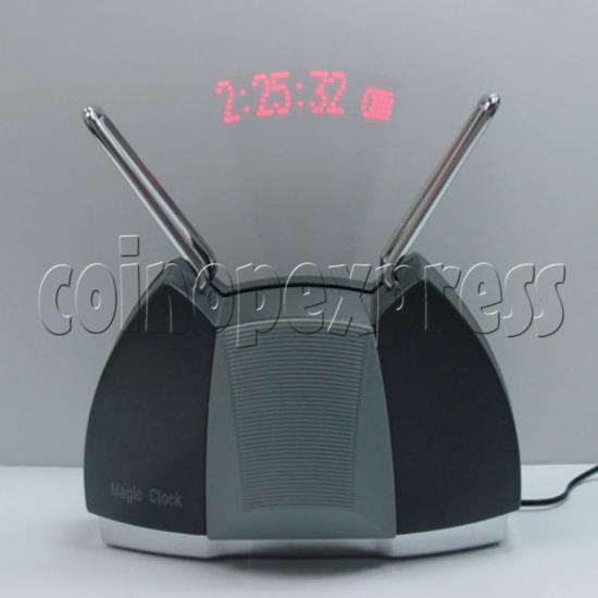 Magic LED Clock 7650
