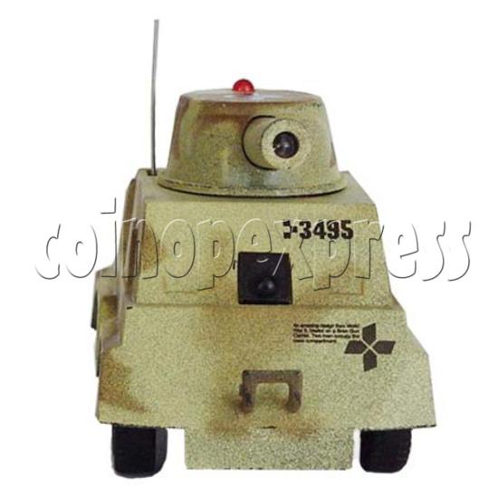 Mini Remote Control Combat Tanks 7671