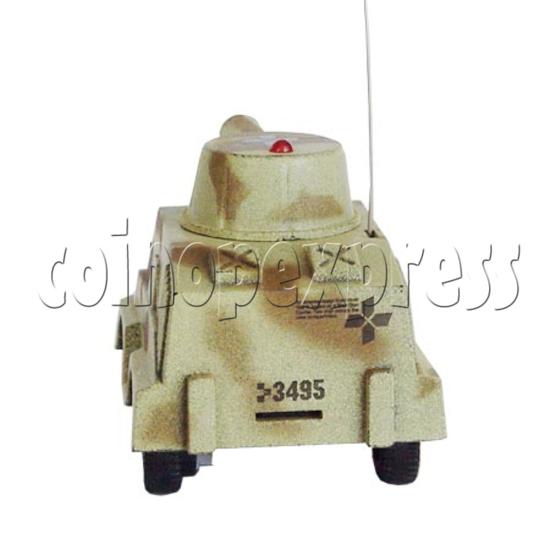 Mini Remote Control Combat Tanks 7673