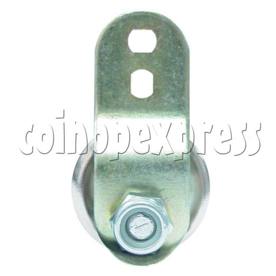 Circle Type Metal Door Lock with Key (18mm) 7707