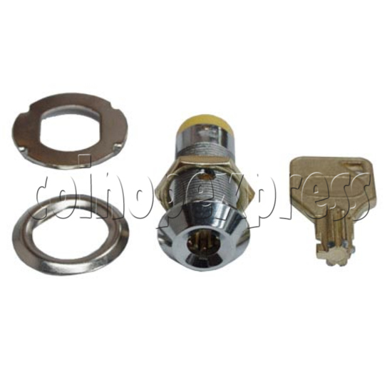 Solid Switch Lock With Key 7713