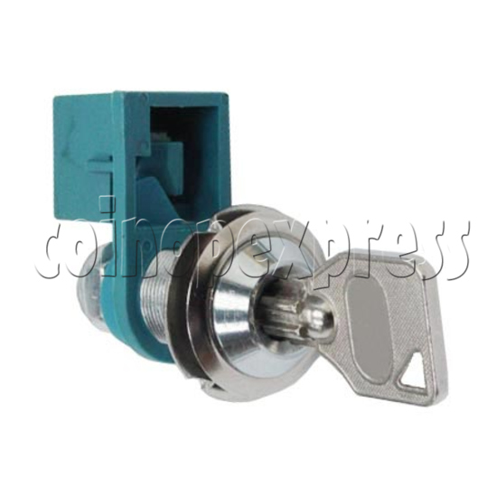 Microswitch Lock With Solid Key 7714