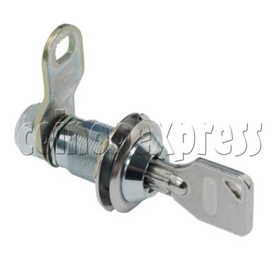 Solid Metal Door Lock with Key 7718