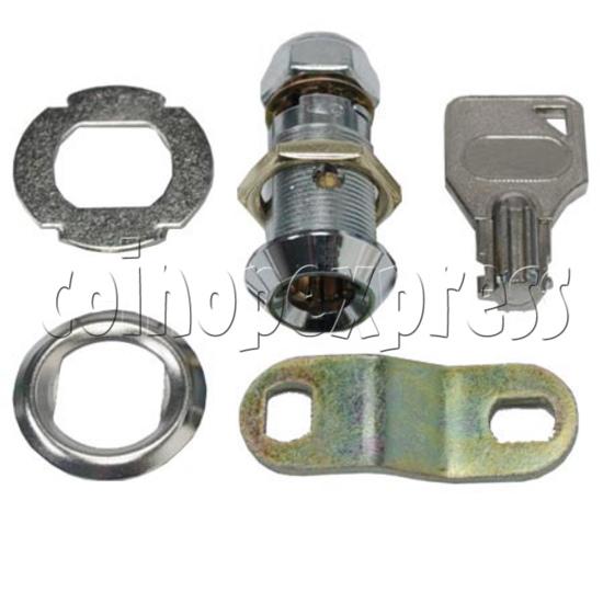 Solid Metal Door Lock with Key 7722