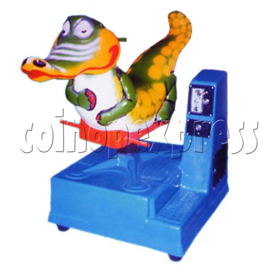 Alligator Kiddie Ride 7765