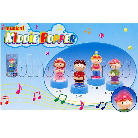 Musical Kiddie Bopper 7886
