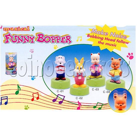 Musical Funny Bopper 7897