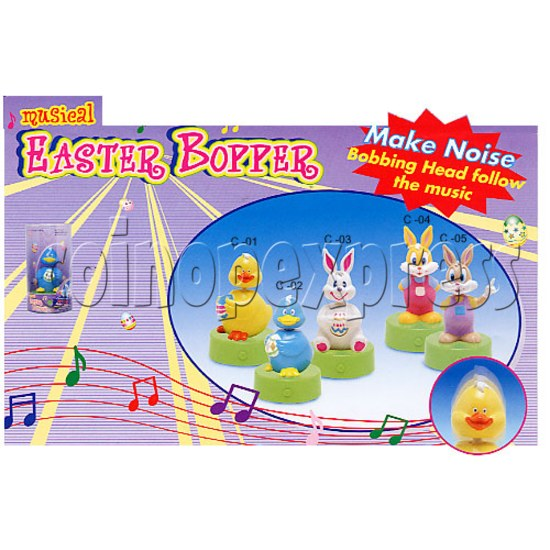 Musical Easter Bopper 7903