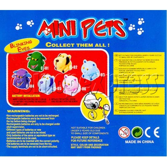 Mini Pets 7913