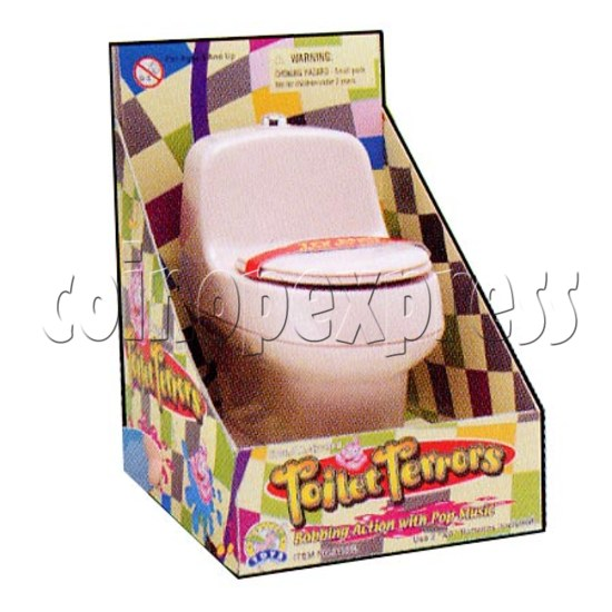 Toilet Terrors 8130