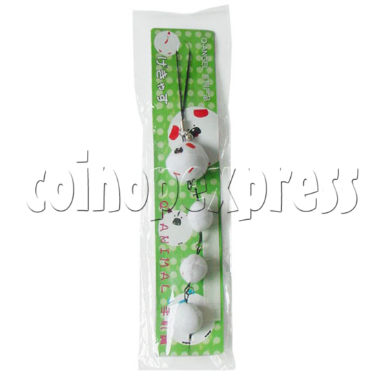 Q-Animal Mobile Strap (Long) 8345