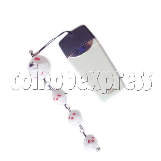 Q-Animal Mobile Strap (Long) 8402