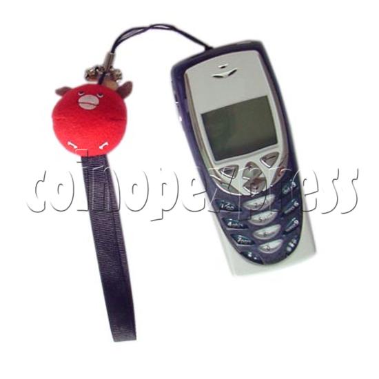 Q-Animal Mobile Strap (Short) 8403