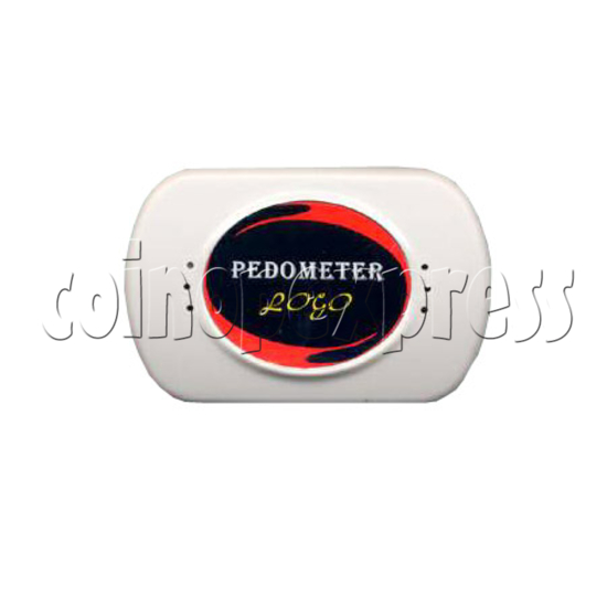 4 Buttons Pedometer 8501