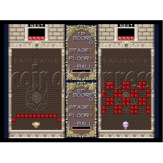 Joy Joy Kid Arcade  cartridge -game play 1