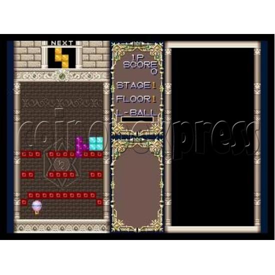 Joy Joy Kid Arcade  cartridge -game play 2