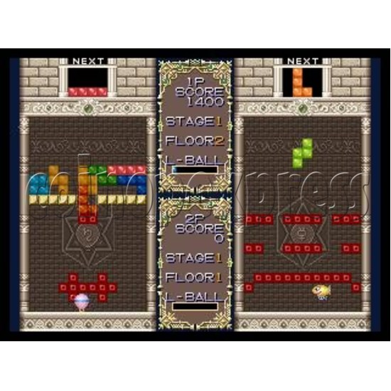 Joy Joy Kid Arcade  cartridge -game play 3