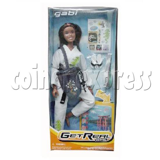 Gabi Karate 8633