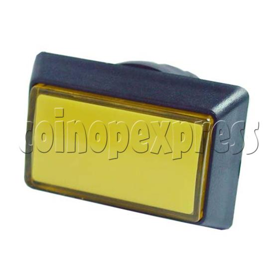 Rectangular Illuminated Push Button - Bevelled Edge 8803