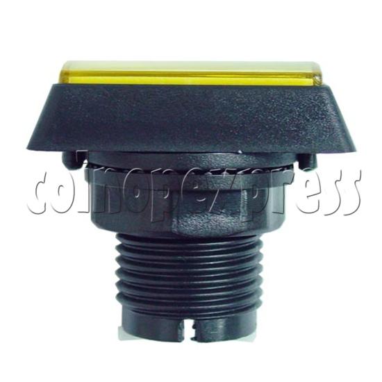 Rectangular Illuminated Push Button - Bevelled Edge 8805