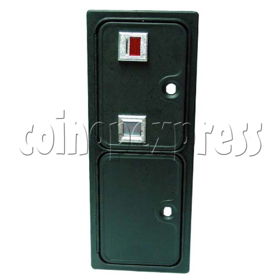America Style Single Coin Door Assembly 8893