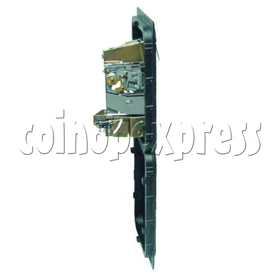 America Style Single Coin Door Assembly 8894