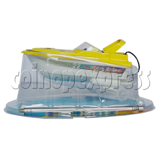 Mini Remote Control Boat 8960