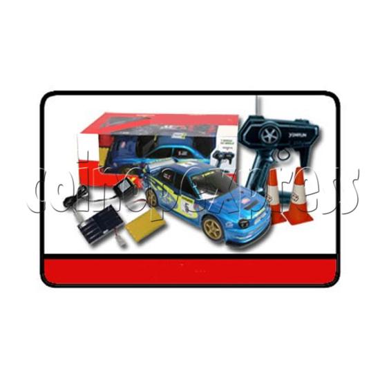 1:10 Radio Control Car 8990