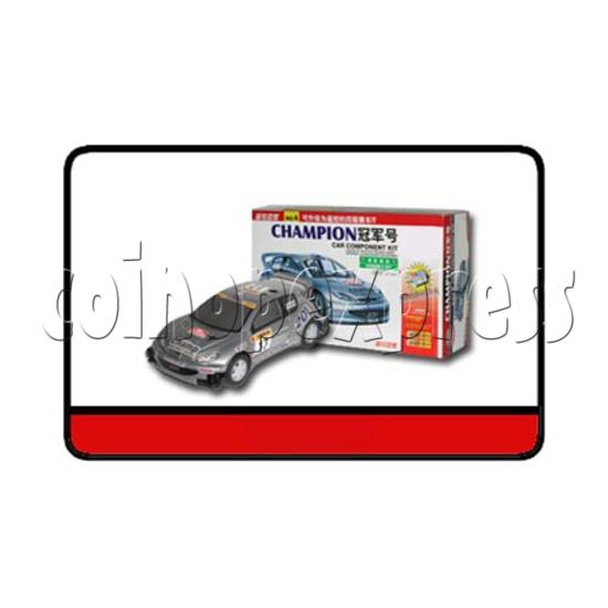 Mini 4WD R/C Car 9013