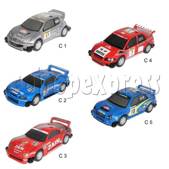 Mini 4WD R/C Car 9014