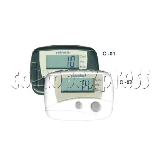 Mini Pedometer 9028