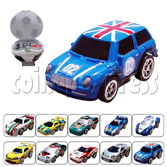 10 Assorted Remote Control Car 9054