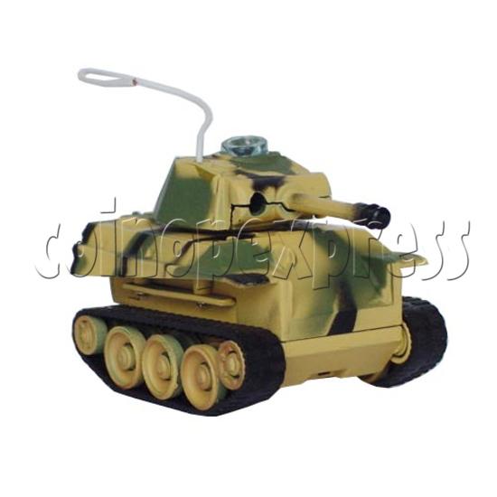 Mini Remote Control Caterpillar Tank 9068