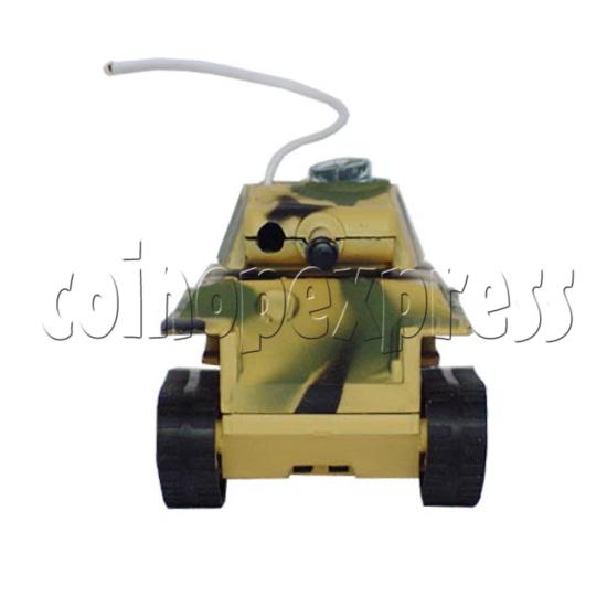 Mini Remote Control Caterpillar Tank 9069