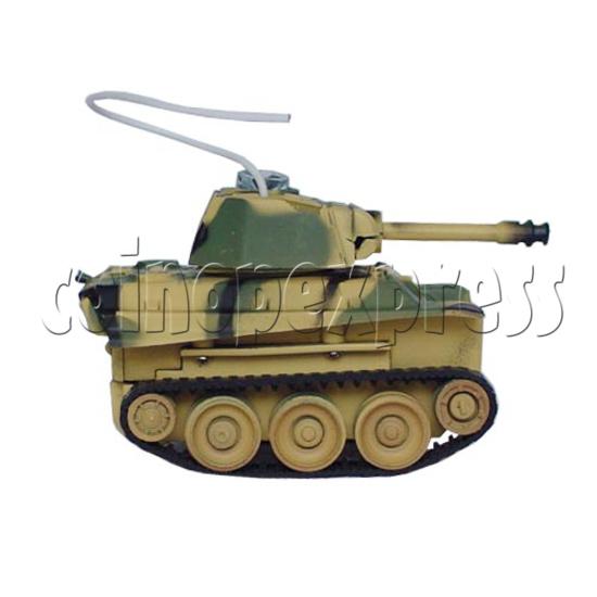 Mini Remote Control Caterpillar Tank 9070