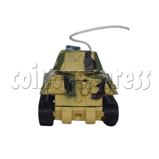 Mini Remote Control Caterpillar Tank 9071