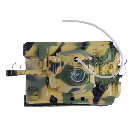 Mini Remote Control Caterpillar Tank 9072