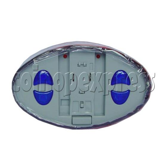 Mini Remote Control Caterpillar Tank 9074