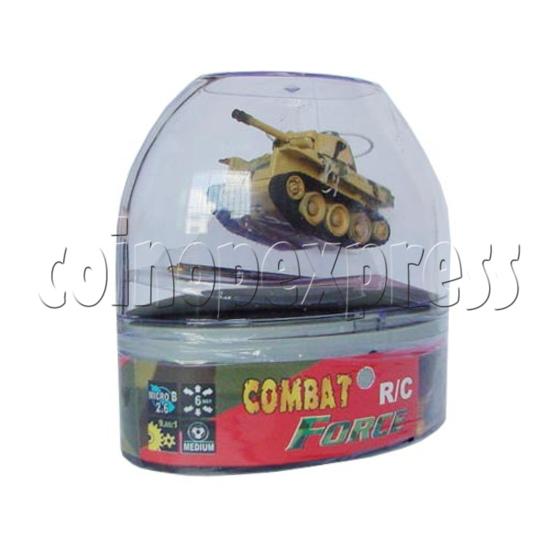 Mini Remote Control Caterpillar Tank 9075