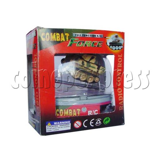 Mini Remote Control Caterpillar Tank 9076
