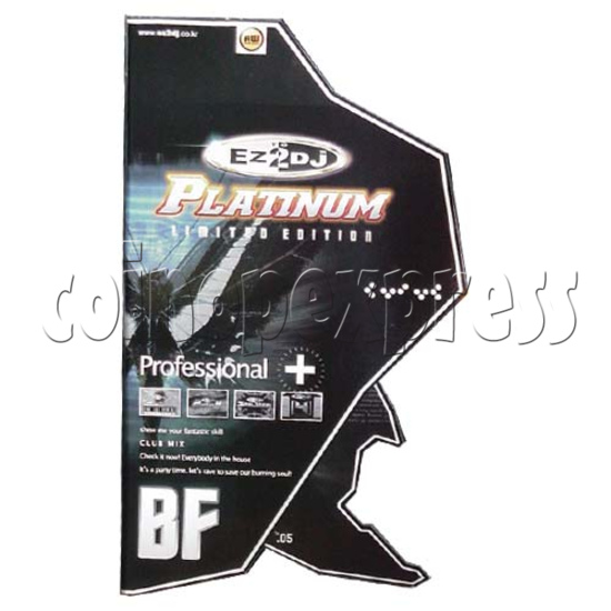 EZ 2 DJ 5th Trax Platinum Upgrade Kit 9109