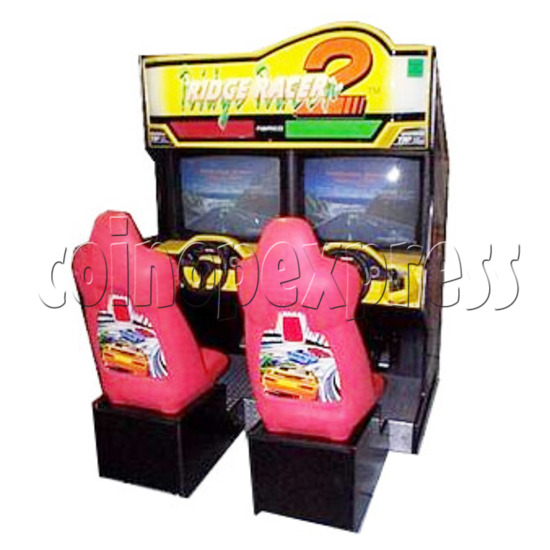 Ridge Racer 2 (Twin) 9161