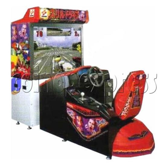 Thrill Drive DX 9172